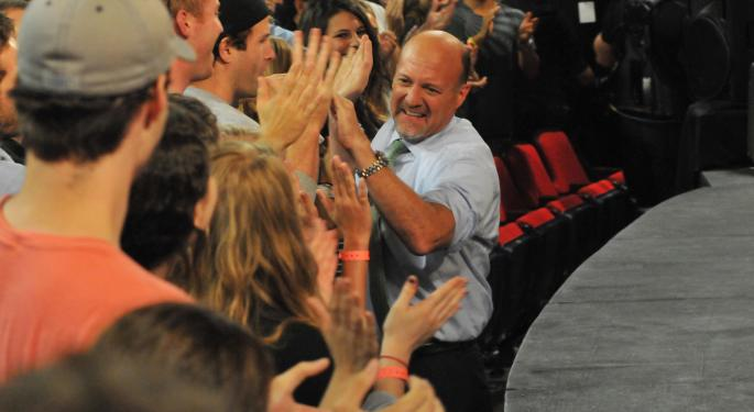 Jim Cramer Advises His Viewers On Activision Blizzard, Priceline And More