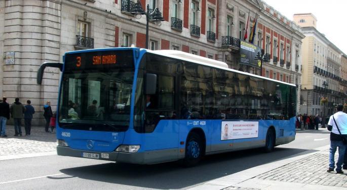Blockchain Unifying Public Transport Payments Across Madrid, Spain