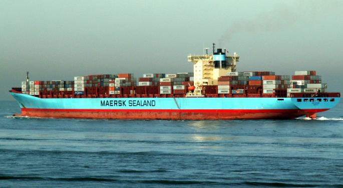Maersk Looks At Plant Fiber Fuel To Cut Shipping's Carbon Output