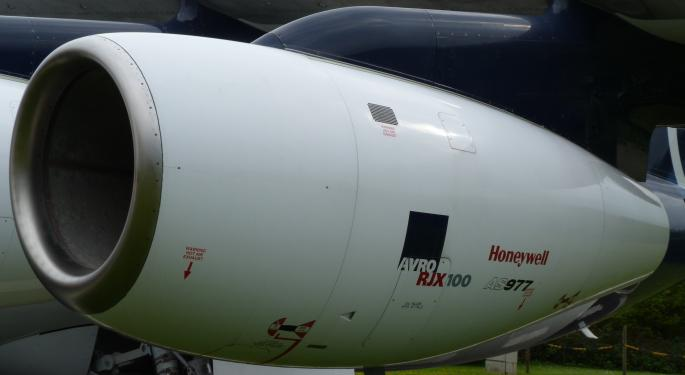 Morgan Stanley Cuts Target On Honeywell, Keeps As A Top Pick