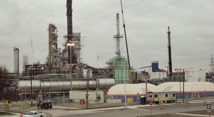 Activist Investors Pressure Marathon Petroleum CEO To Resign