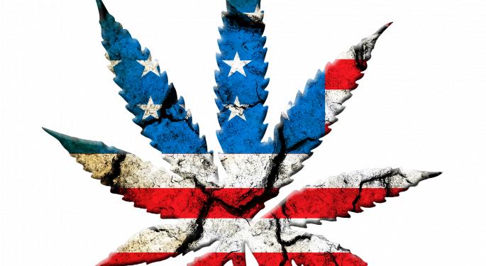 The Marijuana ETF Saw Modest Pre-Election Inflows