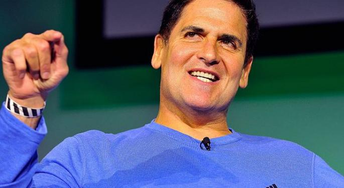 Mark Cuban Says 'Nothing Will Change' After Net Neutrality Repeal: 'It Would Be Business Suicide'