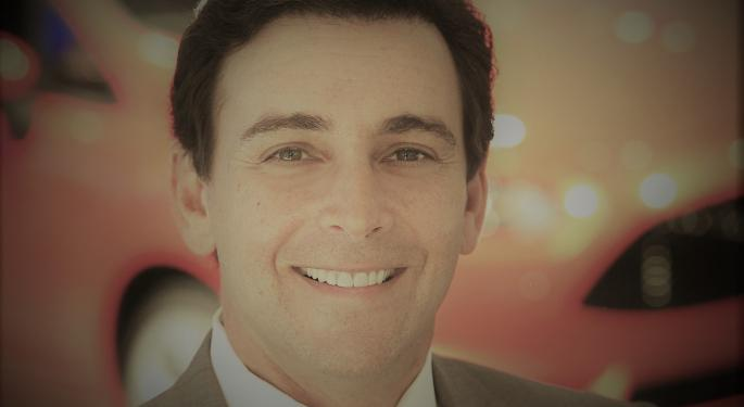 Was Mark Fields Given Enough Time To Lead Ford? Cramer Doesn't Think So