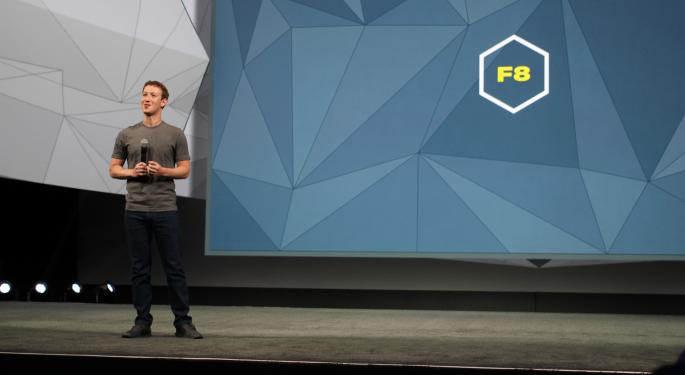 Facebook's Big Push Into Augmented Reality