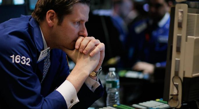 Will The Options Market Shake Off Last Friday's Jitters?