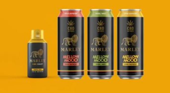 New Age Beverages, Marley Family Extend Licensing Deal For 10 Years