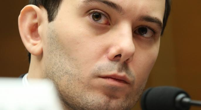 Martin Shkreli Calls Merck CEO Ken Frazier 'Self-Indulgent,' 'Pathetic'