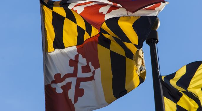 Medical Marijuana Is Making Big Money In Maryland