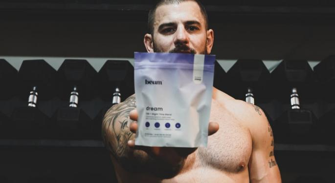 Making Sense Of The CBD Craze With CrossFit Legend Mat Fraser
