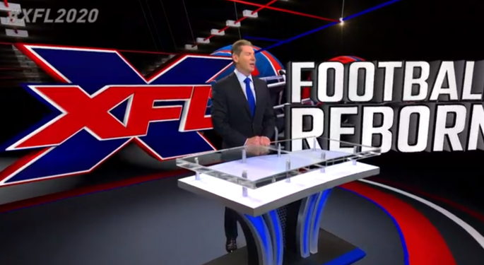 The XFL Is Coming Back: Vince McMahon Promises 'Fan-Centric, Innovative Experience'