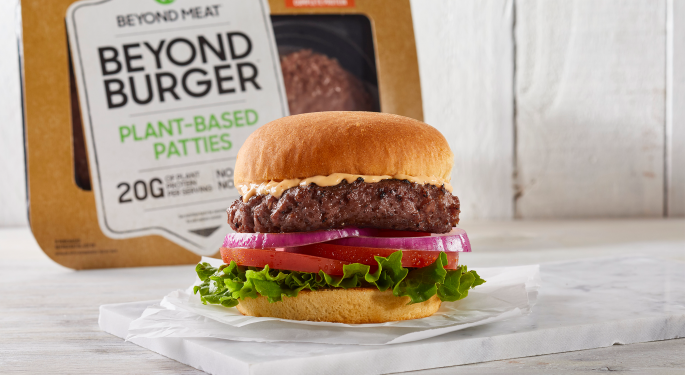Chart Pro On Beyond Meat: Next Support Level At $85