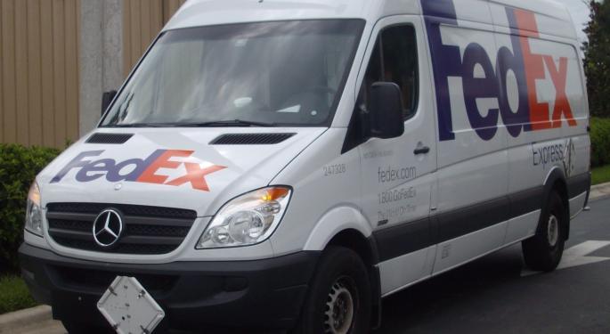 Wall Street Roundup: Is FedEx A Buy Ahead Of Earnings?