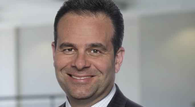 Schwab's Barry Metzger To Fintech Startups: 'Call Me!'