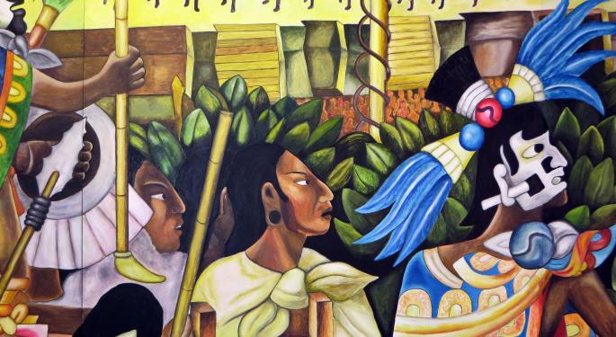 Tal Vez Mañana: Waiting On The Mexico ETF