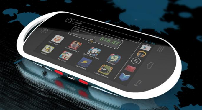 iPod Touch's Newest Competitor is Cooler, Runs Android and Costs $169.99