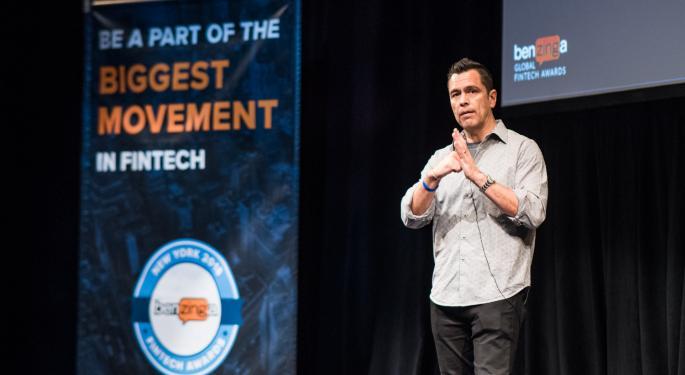 IBM CTO Tom Eck Shares Startup Pitch Advice At Benzinga Global Fintech Awards