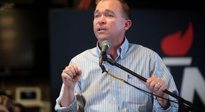 Wall Street May Like Mulvaney, But Probes, Politics Will Likely Top Agenda