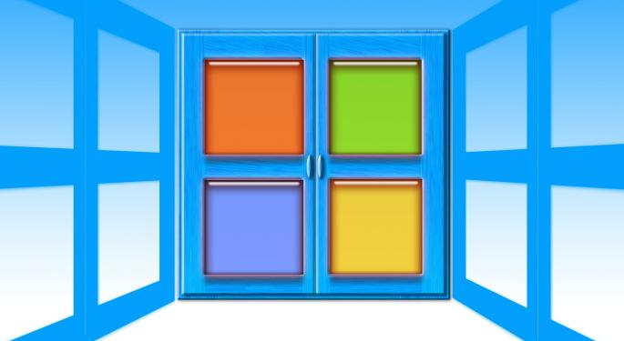 Microsoft Again Beats Street On Cloud Computing Strength