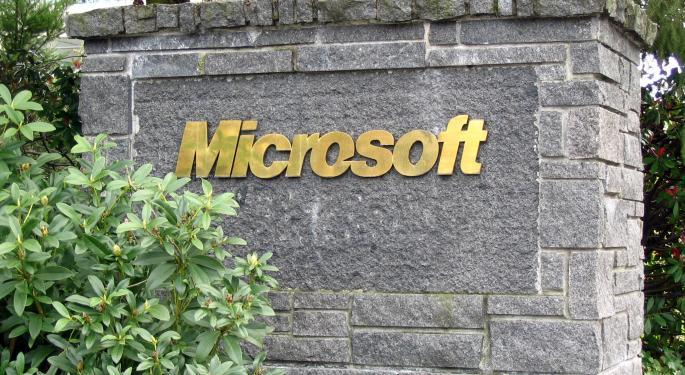 Chardan Analyst: Microsoft, Google 'Big Losers' In Las Vegas