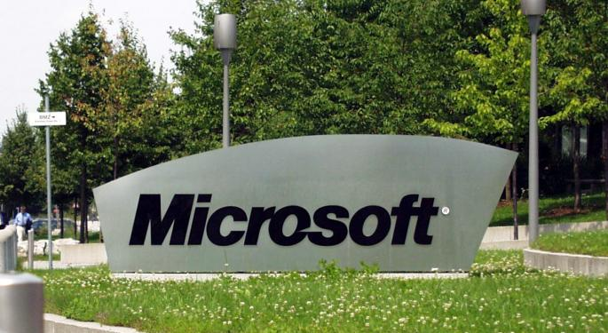 Pro: Forget About The FAANG Stocks, Focus On Microsoft
