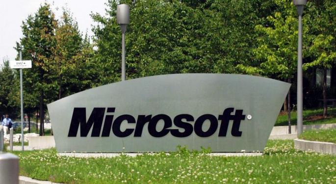 This Day In Market History: Microsoft's First Software Deal