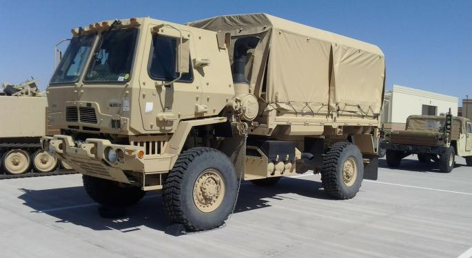 Whistleblower Suit Alleges Navistar Forged Military Vehicle Invoices