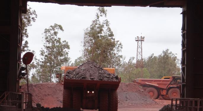 Rio Tinto Shares Fall On Lower Pilbara Iron Ore Shipment Guidance