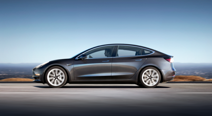 Vertical Group's Gordon Johnson Figures Tesla Lost $14K Per Model 3 In Q1