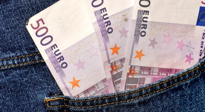 Here's Why The Euro Is On Fire
