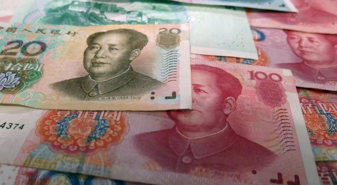 US Treasury Declares China A Currency Manipulator