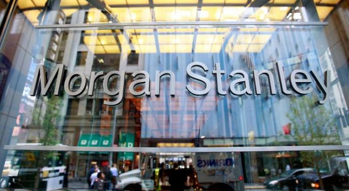 Morgan Stanley Equity Trading Profits up 39% in 3Q