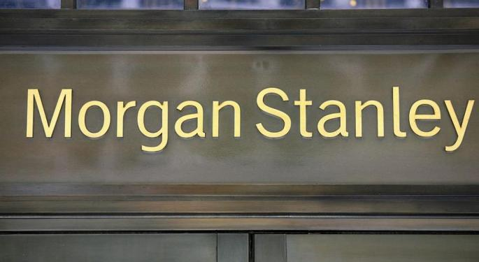 Here's How Much Investing $100 In Morgan Stanley Stock Back In 2010 Would Be Worth Today