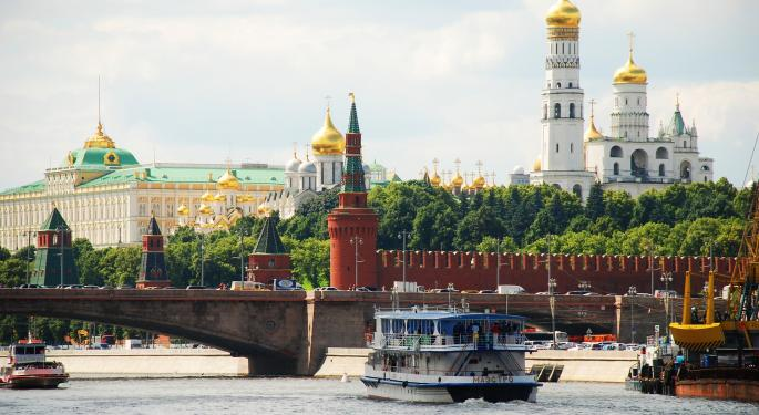 Another Spark For Russia ETFs