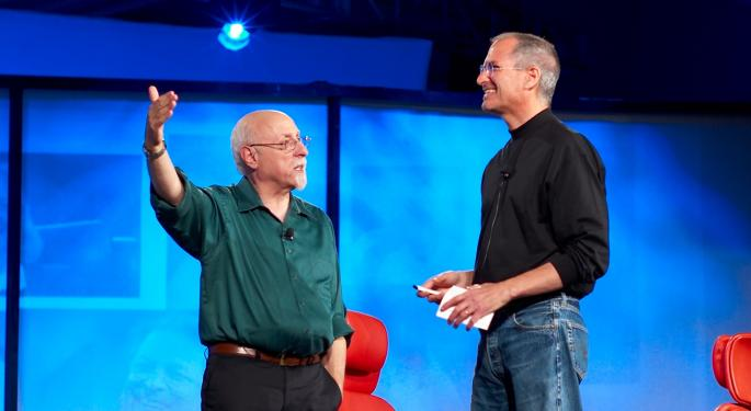 How Walt Mossberg Changed The Way We Think About Apple, Google And Others
