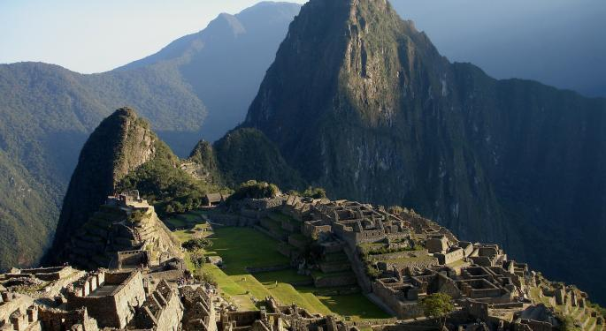 Peru ETF Confronts Politics