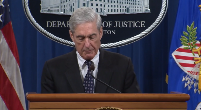 Mueller Closes Special Counsel's Office, Says Charging Trump With Crime Was Not An Option