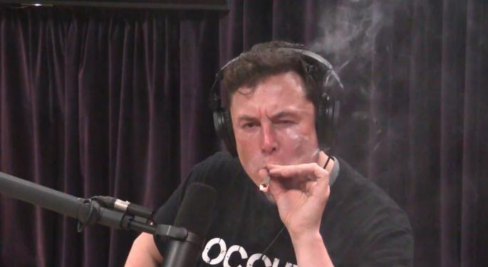 Elon Musk Creates A Buzz With Joe Rogan Interview