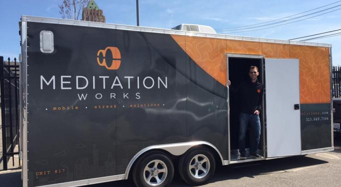 MeditationWorks Aims To Lower Your Stress Level At Work
