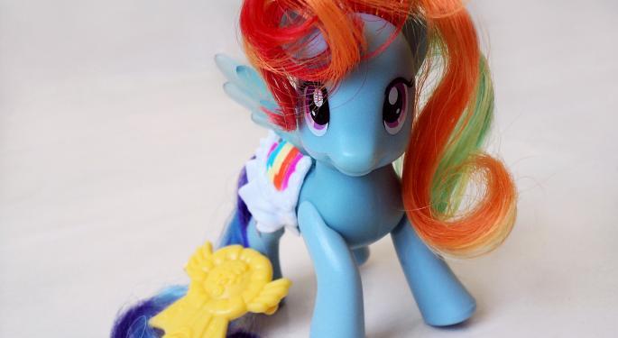 PreMarket Prep Stock Of The Day: Hasbro