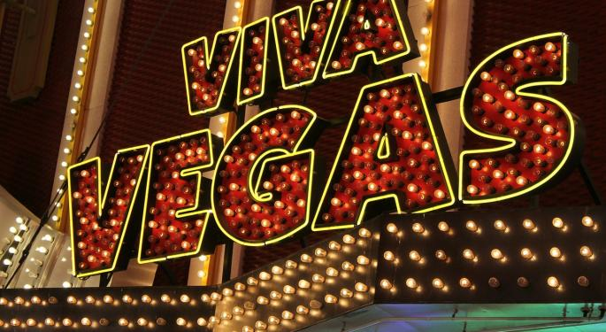 Downtown Vegas Gaming Revenue Jumps 15% In August