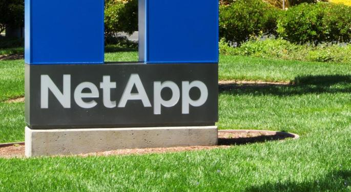 Buy The Dip In NetApp, Analyst Says