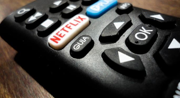 Citi's May Says Buy The Dip In Netflix