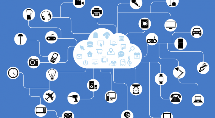 PTC Has Upside With The Internet Of Things Says Citi