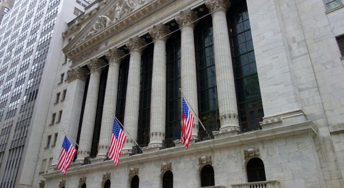 This Day In Market History: Dow Makes First Post-Financial Crisis High