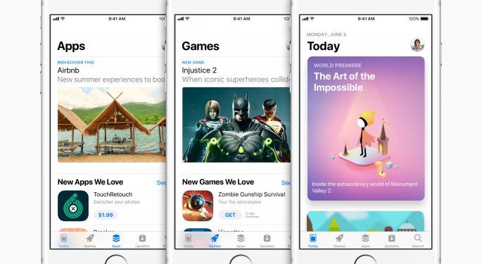 Morgan Stanley: 'Fortnite' Phenomenon A Tailwind For Apple's App Store
