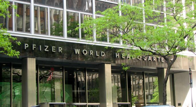 Analyst Prescribes Neutral Rating For Pfizer Shares