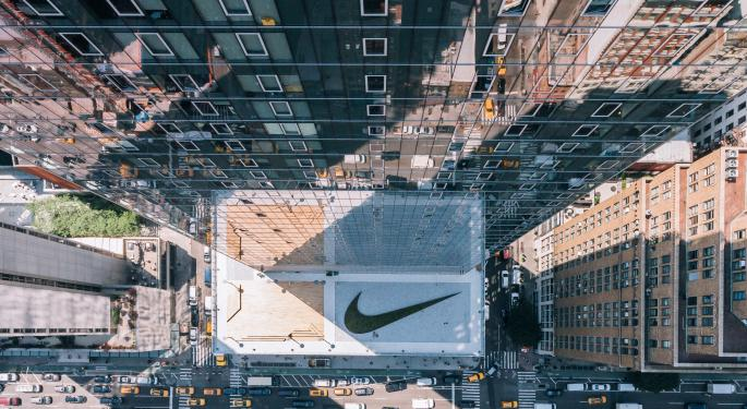 Nike's Direct-To-Consumer Approach, Push Into Digital Keep Stock Buy Rated At UBS