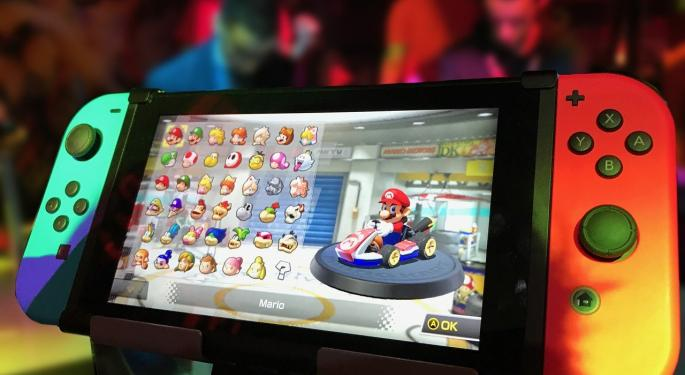 Nintendo Switch Was A Black Friday Winner