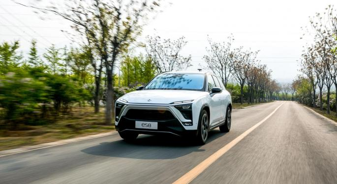 Nio CEO Confident Following Rebound In Deliveries: 'Spring For Electric Vehicles Is Near'